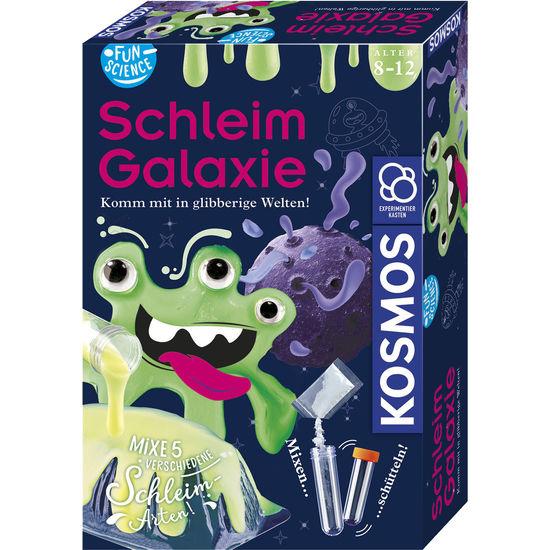 KOSMOS Experimentierkasten Schleim Galaxie