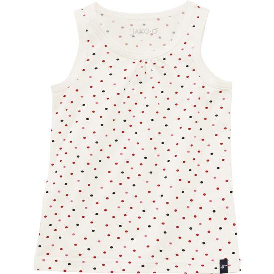 Mädchen Basic-Top mit Motiv JAKO-O, bedruckt