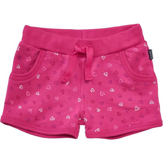Mädchen Sweat-Shorts mit Motiv JAKO-O, bedruckt