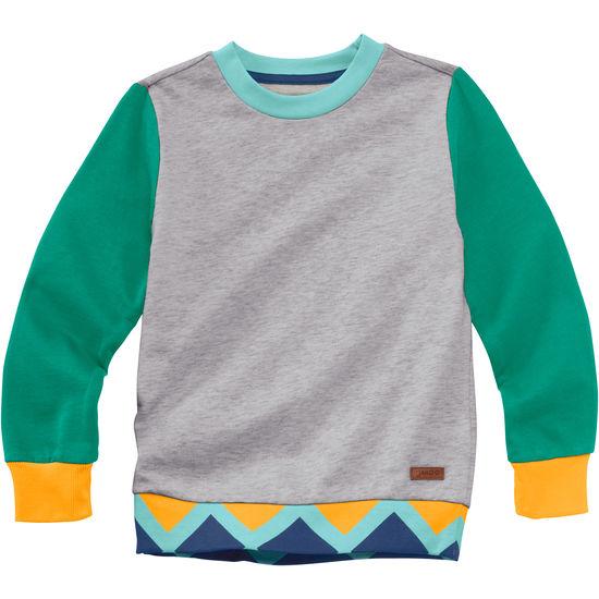 Kinder Sweatshirt Colourblock JAKO-O