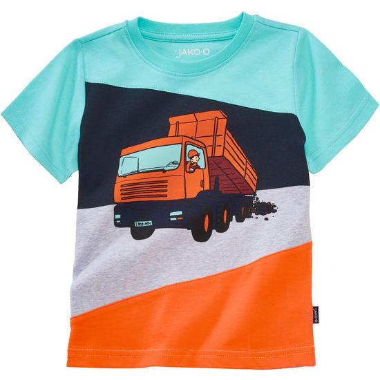 Kinder T-Shirt JAKO-O Baustelle