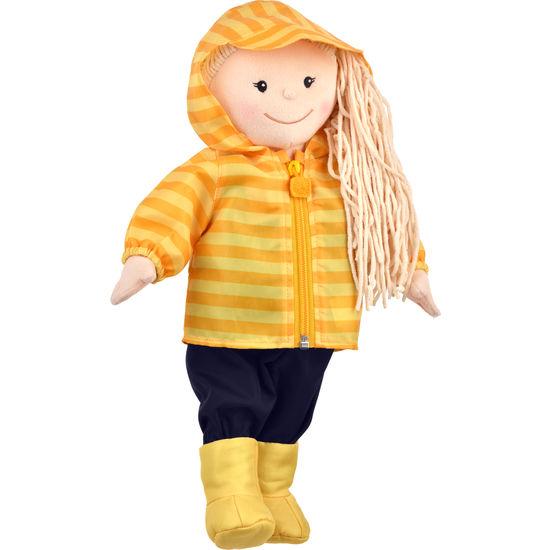 Krümel Puppen-Regenanzug JAKO-O, 3-teilig