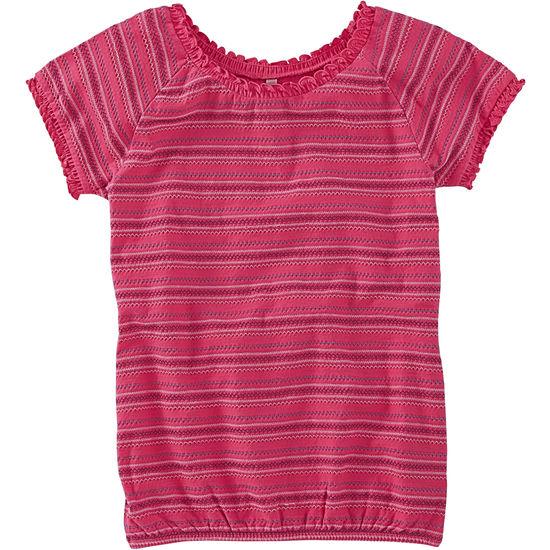 Mädchen Bluse Stick FIT-Z