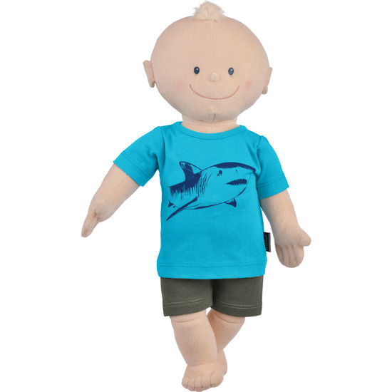 Krümel Puppen-Kleiderset JAKO-O, 2-teilig