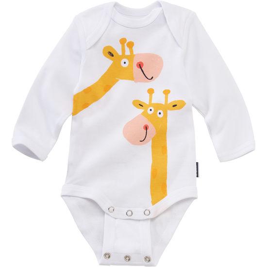 Baby Mitwachs-Body JAKO-O, Langarmbody