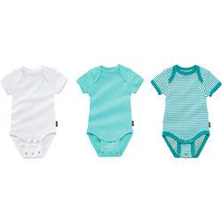 Jacky Unisex Body mit langen Armen f/ür Babys