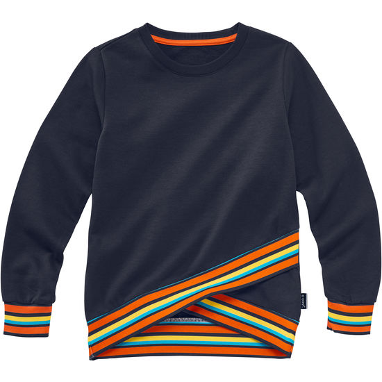 Kinder Sweatshirt Regenbogen JAKO-O