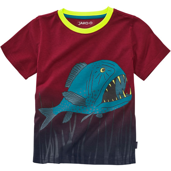 T-Shirt Unterwassermotive für Kinder JAKO-O