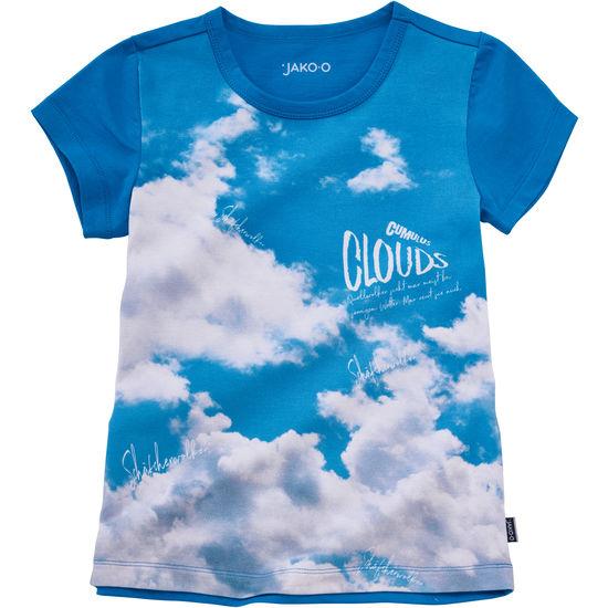 T-Shirt mit Fotodruck für Kinder aus Jersey JAKO-O