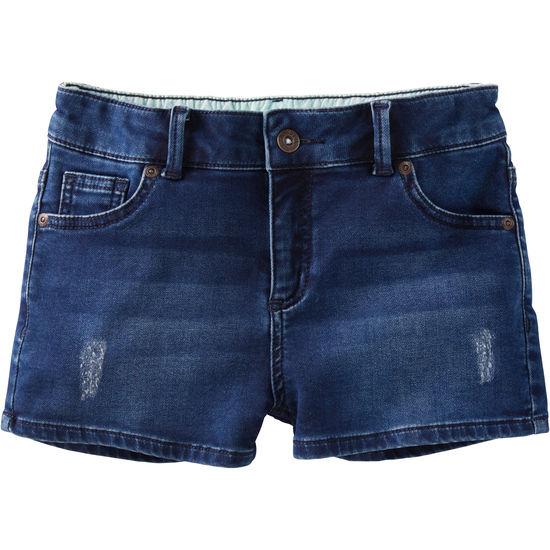 Sweat Denim Shorts Mädchen FIT-Z