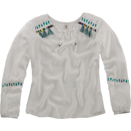 Ethno-Bluse für Mädchen FIT-Z