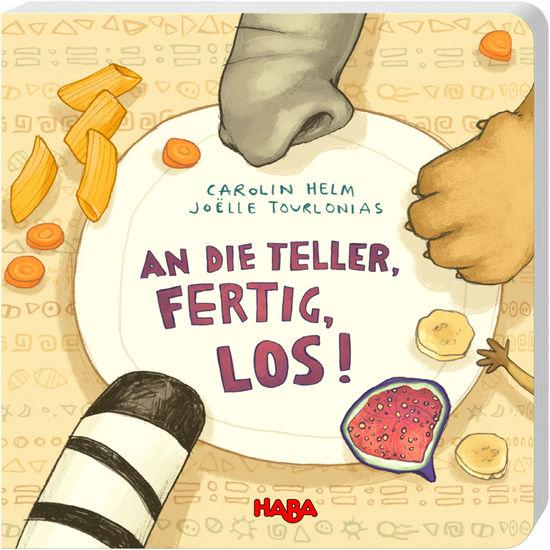 An die Teller, fertig, los! HABA306090