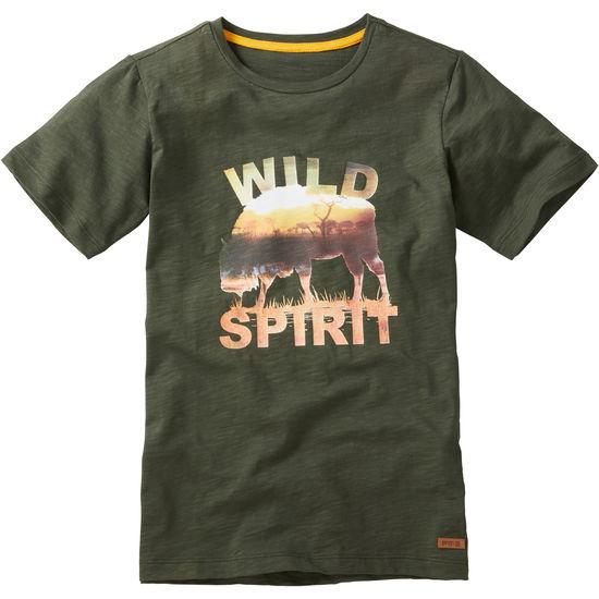 T-Shirt Safari für Jungs FIT-Z