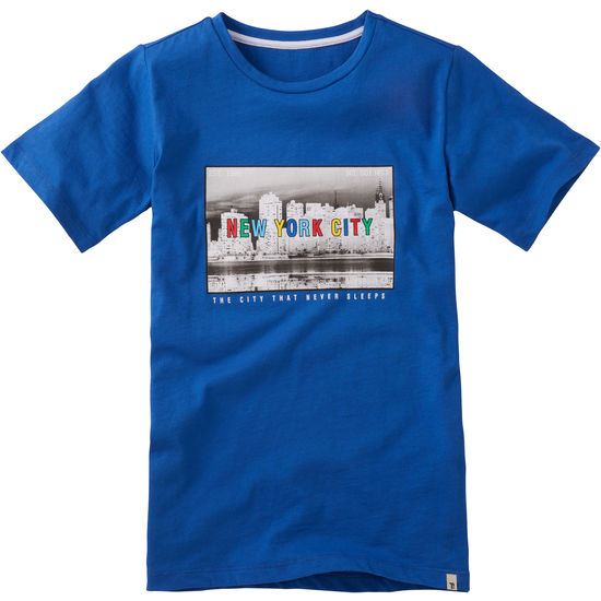 T-Shirt City Jungs FIT-Z
