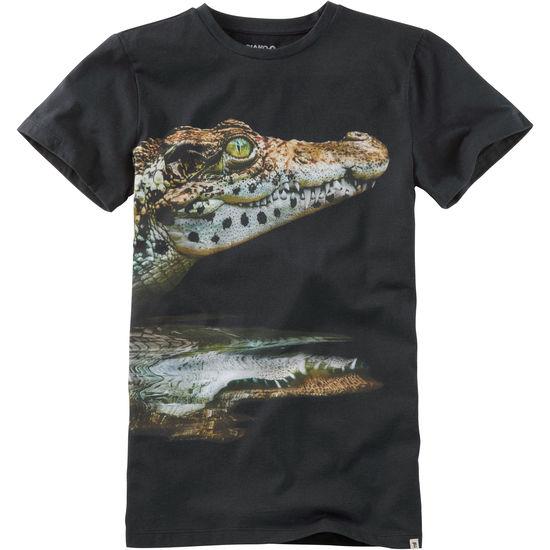 Kinder-T-Shirt Fotodruck Fitz, unisex