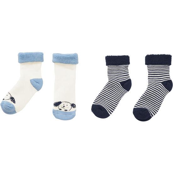 Baby Frottee-Socken JAKO-O, 2er-Pack