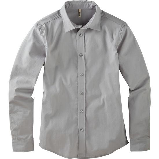 Jungen Hemd FIT-Z, Langarm