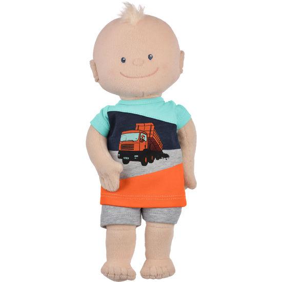 Krümelchen Puppen-Kleiderset JAKO-O, 2-teilig