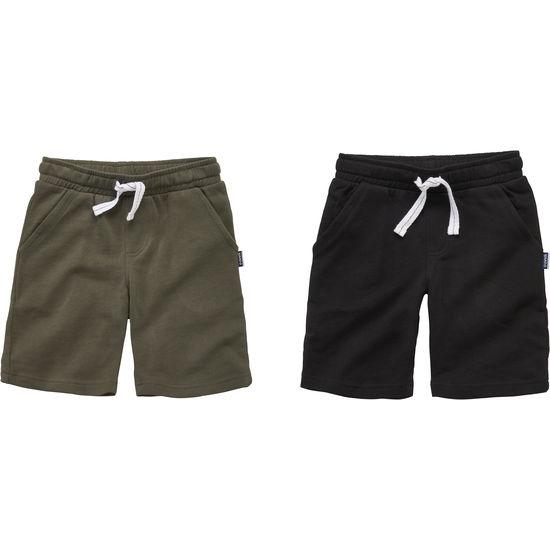 Kinder Sweat-Shorts JAKO-O, 2er-Pack
