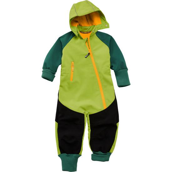 Softshell Overall Kinder JAKO-O Robust Besatz