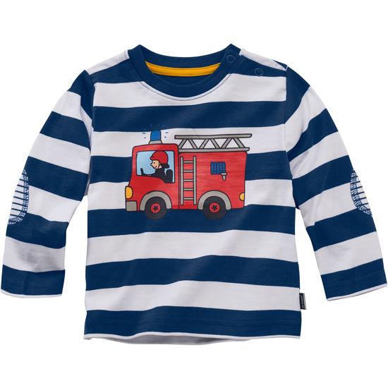 Kinder Ringel Langarmshirt JAKO-O, Fahrzeuge