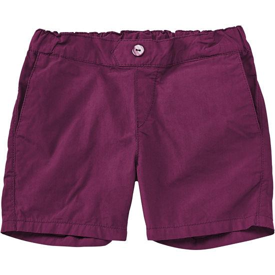 Popeline-Shorts