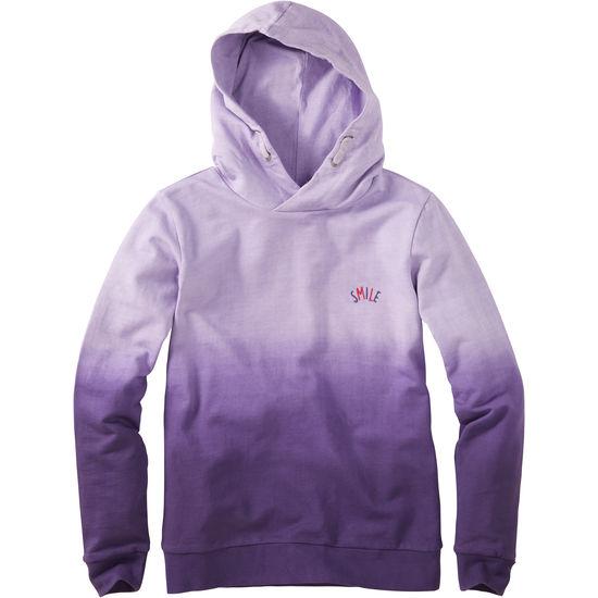 Kapuzen Sweater Dip Dye für Mädchen FIT-Z