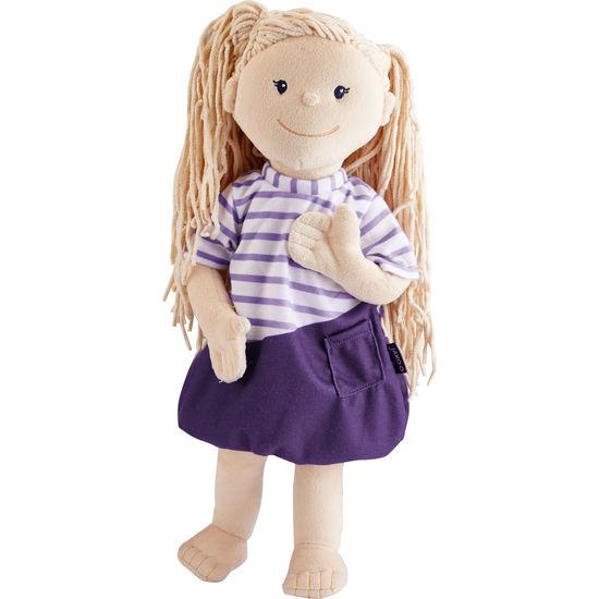 Krümels Schwester Puppen-Kleid JAKO-O