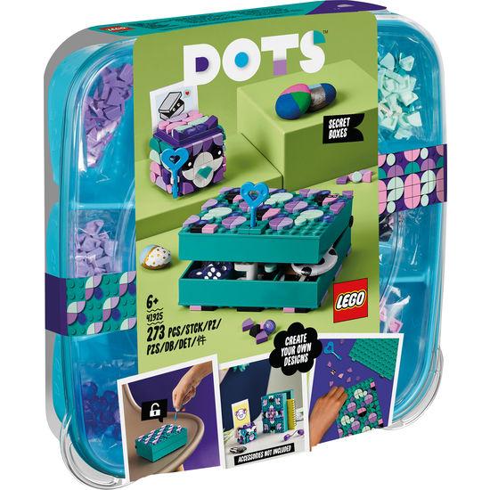 LEGO®DOTs 41925 Geheimbox mit Schlüsselhalter