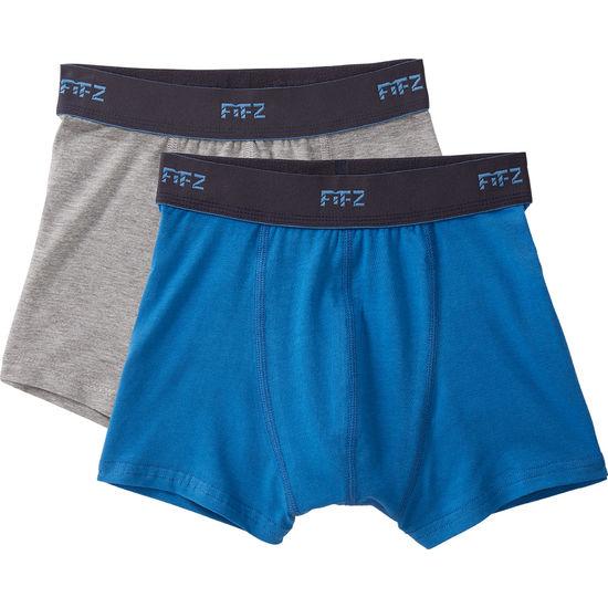 Jungen Boxershorts FIT-Z, 2er-Pack