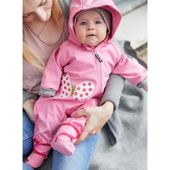 Baby Softshell-Booties JAKO-O mit Fleece
