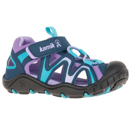 Kamik® Kinder Outdoorsandale Kick mit Schnürsystem