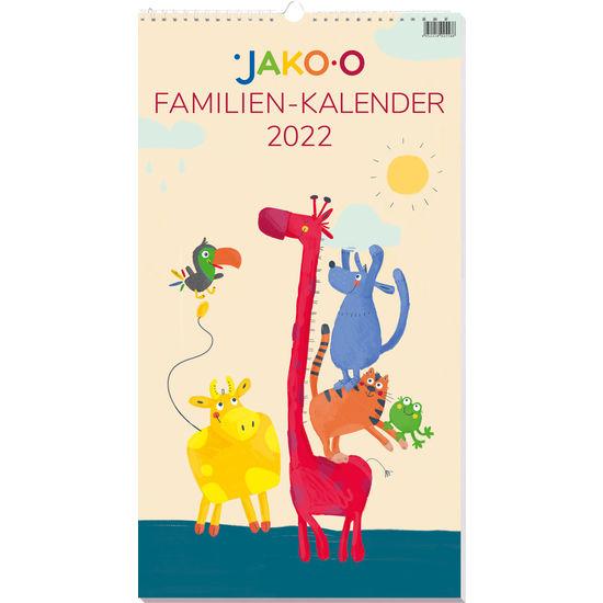 Familienkalender 2022 JAKO-O