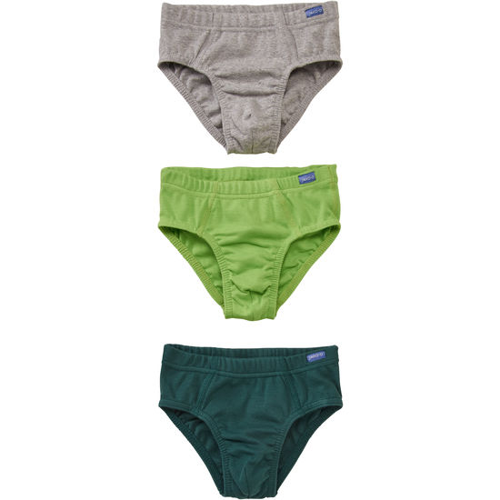 Jungen Slip Baumwolle JAKO-O, 3er-Pack