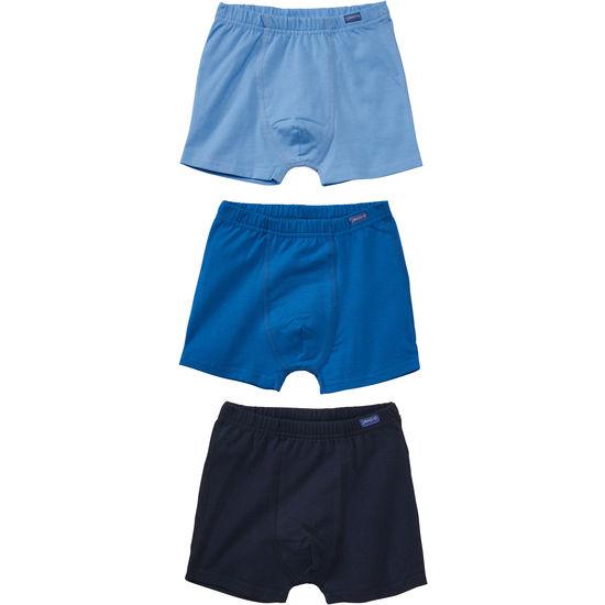 Jungen Boxershorts JAKO-O, 3er-Pack