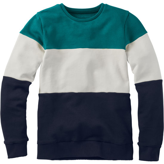 Jungen Sweatshirt Colourblock FIT-Z