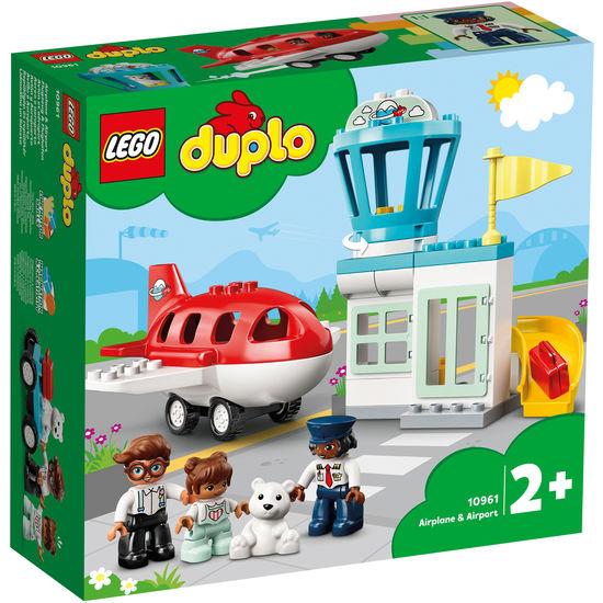 LEGO® DUPLO® 10961 Flugzeug und Flughafen