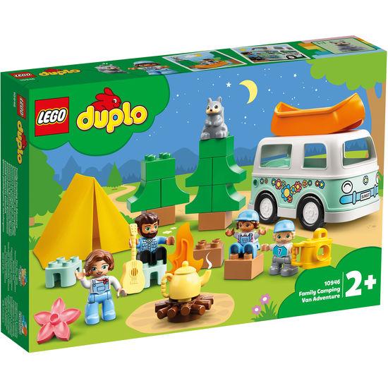LEGO® DUPLO® 10946 Familienabtenteuer mit Champingbus