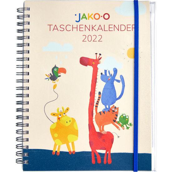 Familien-Taschenkalender A6 2022 JAKO-O